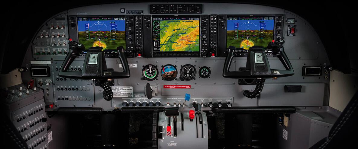 авионика Cessna Grand Caravan EX