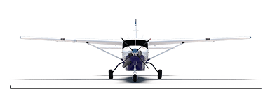 Cessna Grand Caravan EX overall width