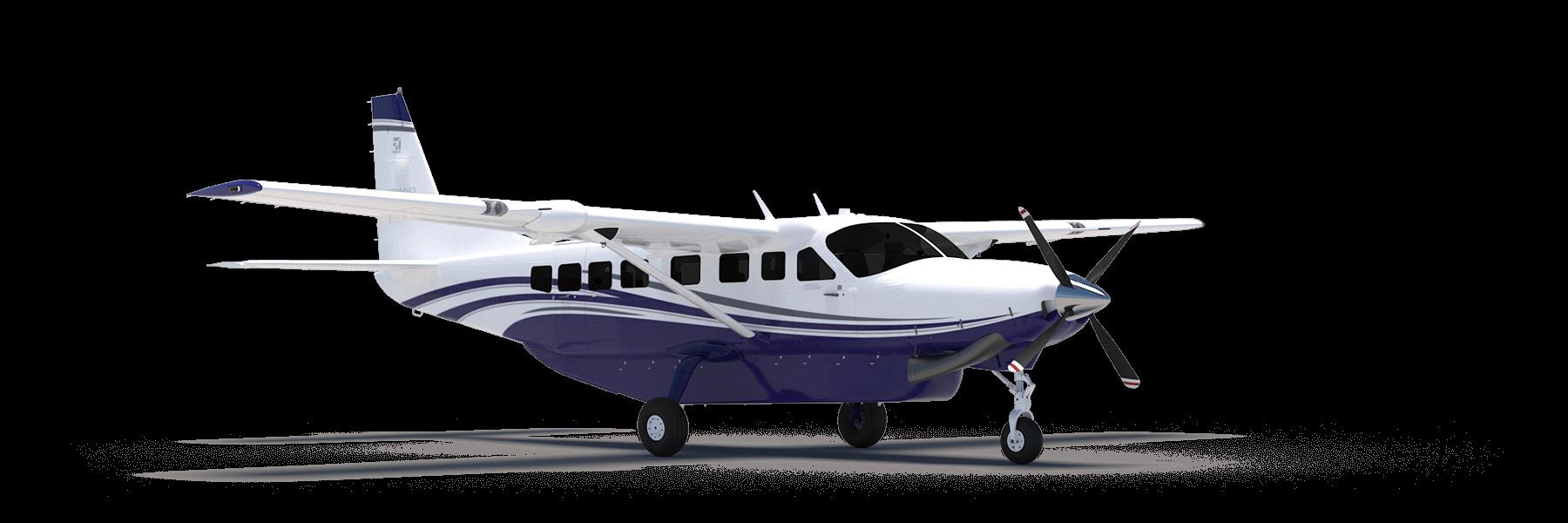 Cessna Grand Caravan EX exterior