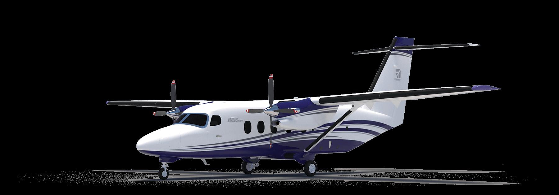 Cessna SkyCourier exterior