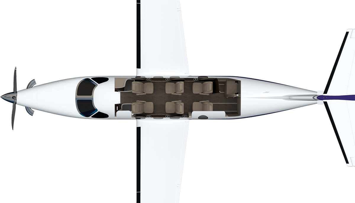 Cessna Denali description