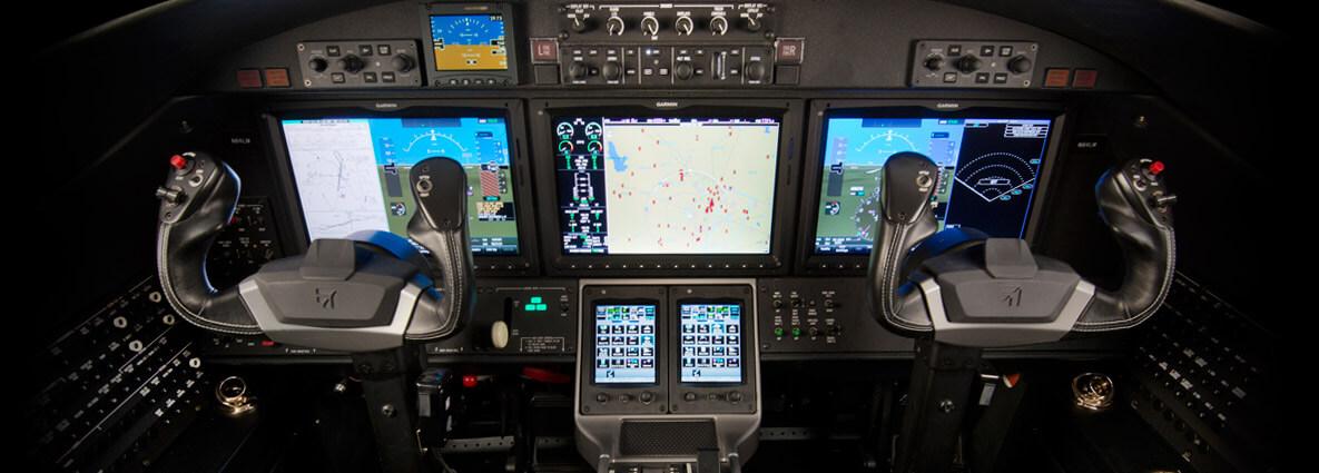 авионика Citation CJ3+