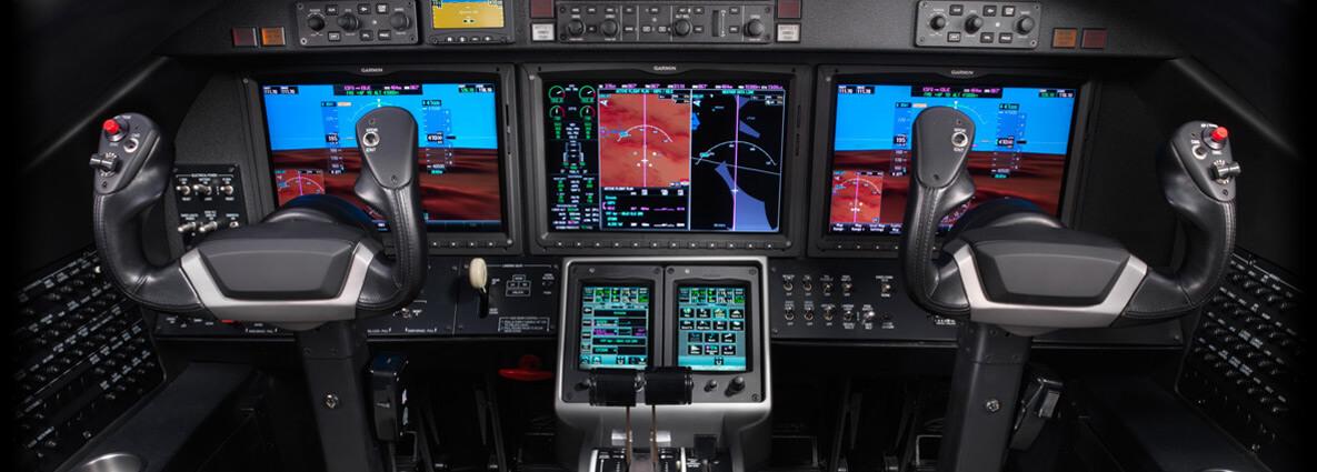 авионика Citation M2