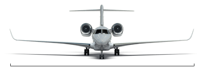 Citation X+ overall width