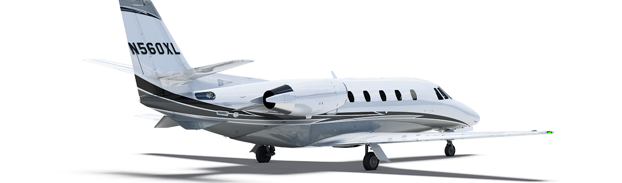 Citation XLS+ exterior