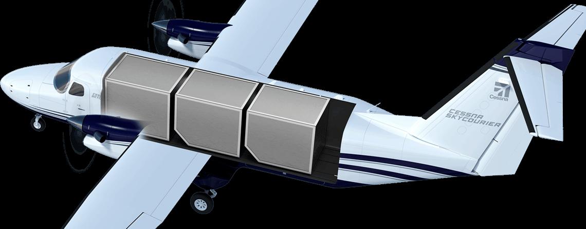 Cessna SkyCourier description