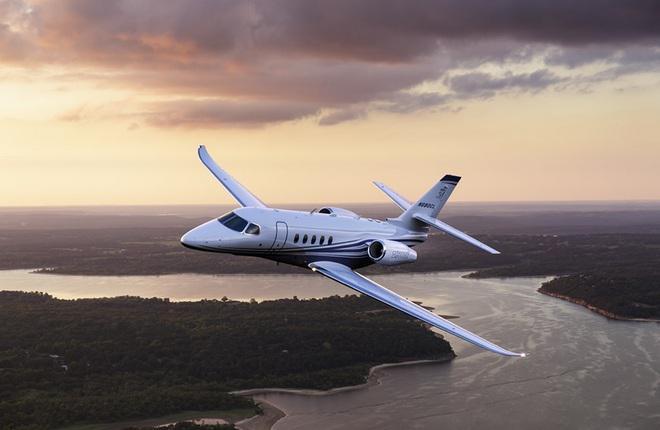 На Citation Sovereign+ и Citation Latitude теперь можно летать в популярный среди пассажиров деловой авиации