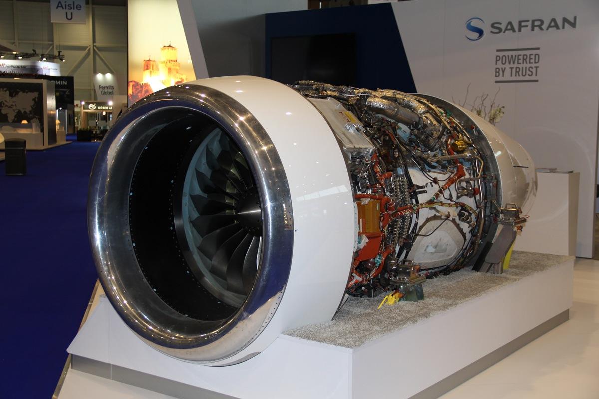 Cessna определилась с двигателями для Hemisphere