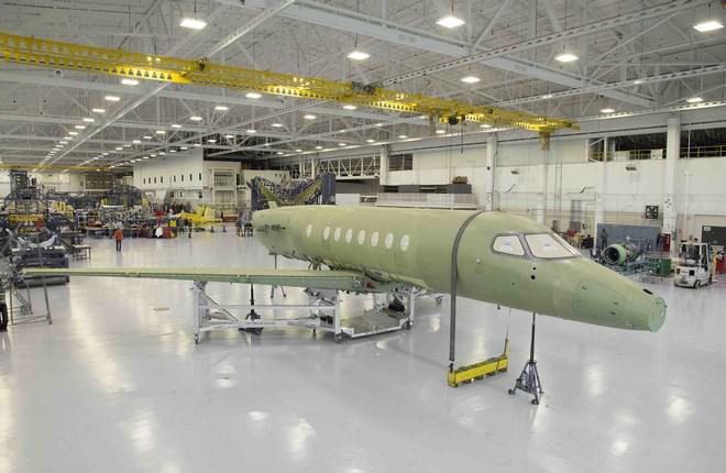 Ввод машины в эксплуатацию намечен на 2017 год :: Cessna Aircraft