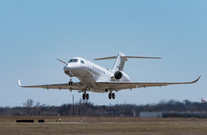 Бизнес-джет Cessna Citation Longitude пустили в серию