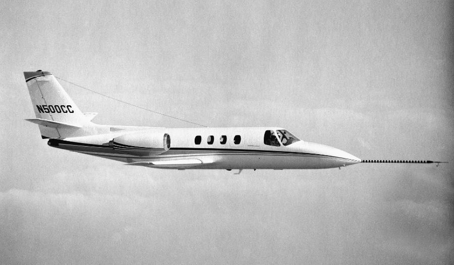 50-летие первого полета бизнес-джета Citation
