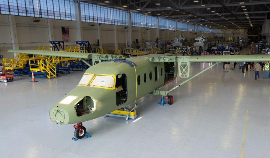 Испытания Cessna SkyCourier